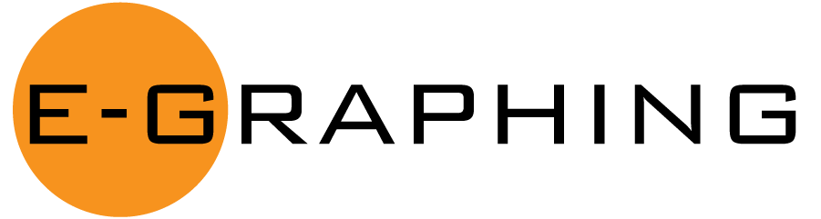 E-GRAPHING Logo